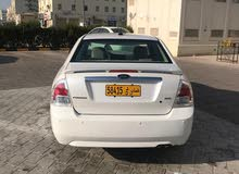 White Ford Fusion 2009 for sale