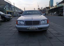 Available for sale! +200,000 km mileage Mercedes Benz S 320 1998