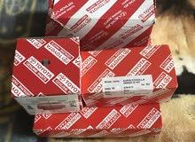 للبيع قطع غيار تويوتا كورولا خليجي أصلي تصلح لموديلات تبدأ من 2014