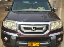 Honda Pilot car for sale 2011 in Saham city