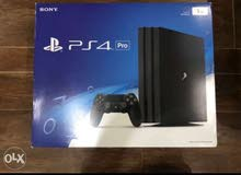 New Playstation 4 Pro available for immediate sale