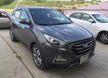 Used condition Hyundai Tucson 2015 with 50,000 - 59,999 km mileage