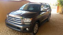 Toyota Sequoia car for sale 2011 in Ajdabiya city