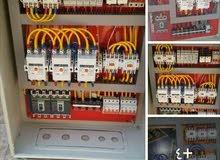 مهندس كهرباء ضغط متوسط ومنخفض