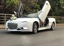 ليموزين للزفاف وللمشاوير الخاصه للأيجار بالسائق بأقل سعر سياحي