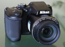 كسر زيرو nikon b500 للبيع أو البدل بموبيل أيفون 6 بلس