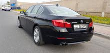 Black BMW 520 2013 for sale