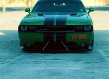 For sale 2012 Green Challenger