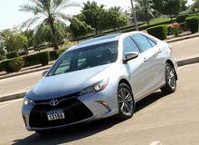 Toyota Camry 2015 For sale - Silver color