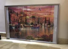 لوحة مصنوعة من 1500قطعة puzzle