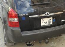 Hyundai Tucson 2005 For sale - Black color