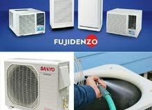 #All kinds of air-condition selling and installation work just call me on