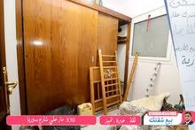شقة للبيع بشارع سوريا رشدي