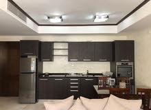 للإيجار شقة سوبر ديلوكس  فارغة او مفروشة في منطقة دير غبار 2 نوم مساحة 100 م² -  ط ثاني - ( 4 )