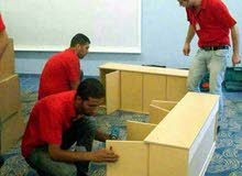 نقل جميع اغراض نقل فك تركيب جميع غرف النوم جميع اثاث المنزل جميع مناطق الكويت