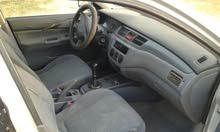 Silver Mitsubishi Lancer 2002 for sale