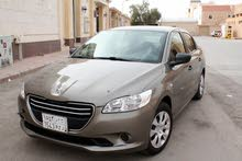 Peugeot 301 2015 For sale - Beige color