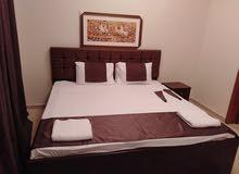 دبي مارينا غرفتين وصالة مع بلكونة - ايجار شهري شامل