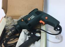 دريل (مقداح) كهربائي 220 فولت  جديد