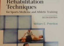 rehabilitation techniques like new used book