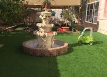 تنزيلات من شركة المها لتنسيق الحدائق علي العشب 45 ملم