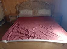 غرفة نوم وستار للبيع قصر الاخيار