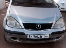 Mercedes Benz A 140 car for sale 2001 in Tripoli city
