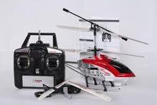 طائرة هليكوبتر كبيرة الحجم 3.5  ريموت كنترول مطور , جديد