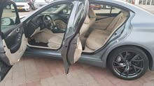 Infiniti M37 car is available for sale, the car is in Used condition