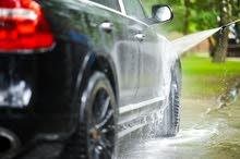 تنظيف جاف و عادي لكل السيارات لحد بيتك