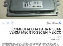 قطع نيسان موديل 2014 كمبيوتر نيسان صني مكسيكي رقم القطعه3z7 MEC 910.280