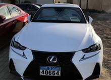 Lexus ISF car is available for sale, the car is in Used condition