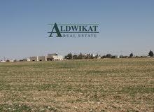 ارض للبيع في الظهير تصلح لبناء مشروع فلل بمساحة 10 دونم