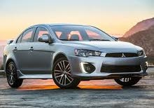 Mitsubishi Lancer for rent