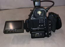 كامير سينمائية كانون c100 مارك تو