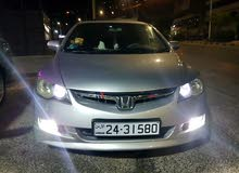 Honda Civic car for sale 2006 in Amman city