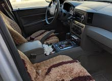 Automatic Jeep Cherokee 2006