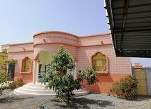 للبيع بيت مكون من 3غرف ودورات مياه كل غرفه ومجلس ودورة مياه وصاله ومطبخ
