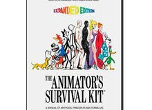 Richard Williams book animators survival kit