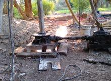 الحفر آبار المياه   رق كهرباء