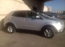 SsangYong Korando car for rent