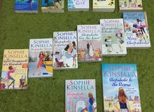 New & Used English novels in paperback; sophie kinsella maze runner divergent mitch albom and more