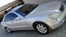 10,000 - 19,999 km Mercedes Benz S 320 2001 for sale