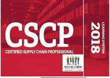 CSCP(Certified Supply Chain Professional) Training in Dubai