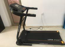 for sale treadmill for 130BD /للبيع جهاز مشي ب130 دينار قابل للتفاوض