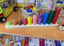 قصر الألعاب التعليمية يقدم كل ما هو مفيد
