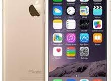 ايفون 6 جي 64 مستعجل نظافة 85% وياه كيبل اصلي فقط بيه مجال شويه