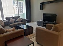 Elegant Brand New 2 BR FF Apartment + Balcony Near Juffair Mall For Rent