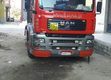 شاحنة مان تيجا 2001