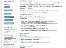 برمجه وتصميم المواقع اللكترونيه / Create websites  WordPress  laravel